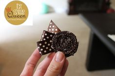 The Fun Cheap or Free Queen: Super Savvy Saturday Project: Hair bow tutorials