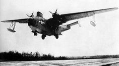 Flying Boat | United States' Martin PBM Mariner flying boat - World War II Airplanes