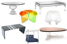 Where to Buy Lucite Furniture