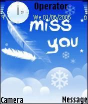 Download Miss You Too Nokia Theme Mobile Toones Mobile