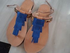 sandal-3 by tsarouchacollection on Etsy