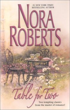 Table For Two by Nora Roberts http://www.amazon.com/dp/0373218400/ref=cm_sw_r_pi_dp_lquJvb0MF5VPS