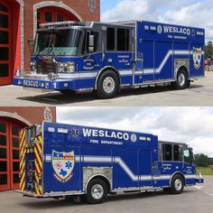 FEATURED POST  @5inchmedia -  Weslaco Fire Department of Texas was at the Ferrara factory checking out their latest Ferrara truck. This gorgeous blue and silver MVP Rescue Pumper photos by Ferrara Fire Apparatus #REVStrong . . TAG A FRIEND! http://ift.tt/2aftxS9 . Facebook- chiefmiller1 Periscope -chief_miller Tumbr- chief-miller Twitter - chief_miller YouTube- chief miller  Use #chiefmiller in your post! .  #firetruck #firedepartment #fireman #firefighters #ems #kcco  #flashover…