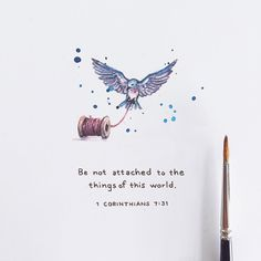 Bible verse // scripture art // 1 Corinthians // be not of this world Bible Verse Wallpaper, Bible Verse Art, Bible Verses Quotes, Bible Scriptures, Bible Verses For Hard Times, Bible Words, Biblical Quotes, Tattoo Quotes About Life, Quotes About God