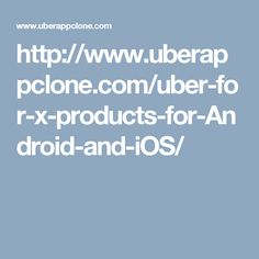Have an idea for Uber X, we probably have it ready made. If not, tell us & we'll build it for you. Several On Demand App clone available for purchase & launch Website Company, Responsive Web Design, Uber, Online Marketing, Parents, Business, Watercolour, Opportunity, Soccer