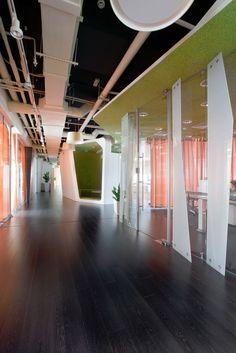Kazan Yandex IT-Office, Kazan, Russia by ZA BOR Architects