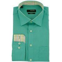 Overhemd Seidensticker Groen