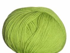 2. My favourite yarn this summer I have been making slippers for the kids Cascade 220 Superwash Yarn - 887 - Wasabi