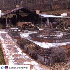 #Repost @adrianleffingwell with @repostapp.  Visited Josh Copus and the woodfire circus! Thanks @joshcopuspottery! by woodfiredpotterykilns