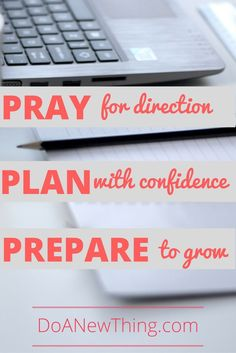 An effective plan for your faith-based blog or business is not a hard-edged boundary.  It is a soft structure that gives you confidence to embrace all God has for you.