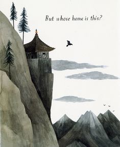 From Under Wildwood by Carson Ellis, a Portland illustrator