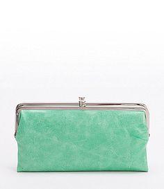 Hobo Original Lauren DoubleFrame Clutch Wallet #Dillards