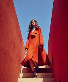 Harper's Bazaar US September 2016 - Valery Kaufman - Daniel Riera