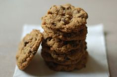PB Chocolate Chip from Macrina via Remedial Eating