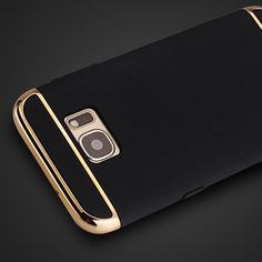 Luxury Ultra Thin Shockproof Cover Case for Samsung Galaxy S7 S6 Edge J3 J5 J7 A5 A7 2016 Grand Prime Plating PC Armor