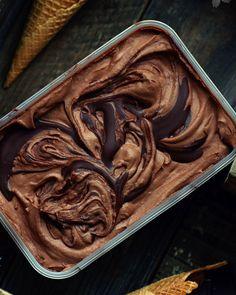 Nutella Espresso Ice Cream