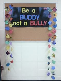 October is National Anti-Bullying Month.  Therefore, all grade levels learned about the effects of bullying.  The kindergarten classes watch...