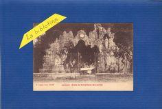 CPA - JEUMONT (59) - GROTTE DE NOTRE DAME DE LOURDES