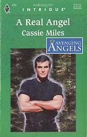 A Real Angel by Cassie Miles Real Angels, Cassie, Author, Writers