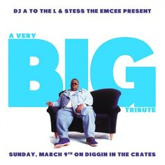 Diggin' In The Crates 03/09/14 - The Notorious BIG Tribute
