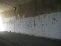 Stop au barrage du Testet ZAD partout - besancon