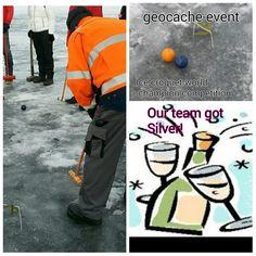 Geocache-event