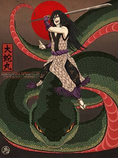 Finally continuing my Naruto Woodblock series. The final member of the Three Legendary Sannin: Orochimaru! Details: The serpent is more in a tr. Lord of Serpents - Orochimaru Anime Naruto, Sasuke Uchiha, Jiraiya And Tsunade, Boruto, Orochimaru Wallpapers, Deidara Wallpaper, Guerra Ninja, Pain Naruto, Anime Pixel Art