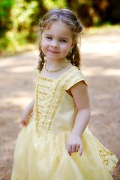 Beauty and the Beast Live Action Film dress, princess pictures for toddlers, birthday pictures for girls, Belle from Beauty and the Beast
