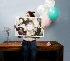 Concours Photobox : une toile photo à gagner