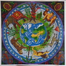 "Ehrman Tapestry Needlepoint Kit ""Day Six: Beasts of the Earth"" Creation 16""x16"""