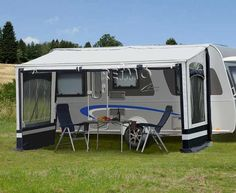 Reimo Tour Easy 2 Campervan Drive Away Awning Riversway