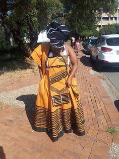 South African Traditional Dresses, Traditional Dresses Designs, Traditional Fashion, Traditional Wedding, Traditional Outfits, Traditional Styles, African Wear Dresses, African Wedding Dress, Latest African Fashion Dresses