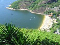 Praia Vermelha -Rio de Janeiro