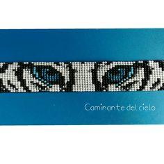 Bead Loom Bracelets, Beaded Bracelet Patterns, Bead Loom Patterns, Hama Beads, Seed Beads, Mexican Pattern, Native Beadwork, Loom Beading, Crochet