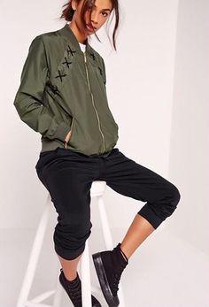 @missguided Glasto jacket // Patrizia Conde