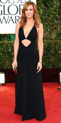 Kristen Wiig in Michael Kors (Golden Globes, 2013), one of the sexiest dresses i've ever seen..