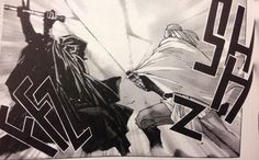 Death Maul vs. Qui-Gon Jin....FFZZSHH #starwars #comicbooks #manga Darth Maul, Family Album, Starwars, Jin, Death, Comic Books, Manga, Drawings, Fictional Characters