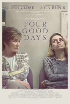 Four Good Days Glenn Close, Albert Nobbs, Harvey Birdman, Amazon Prime Free Trial, Film Tips, Rian Johnson, Natasha Lyonne, Mila Kunis, Internet Movies