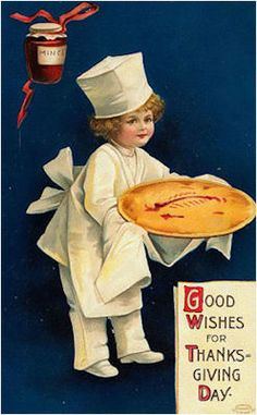 victorian thanksgiving | Victorian Thanksgiving Cards and Images