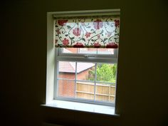 Pritty patterned roller blind fitted in Ratby Leicestershire Roller Blinds, Leicester, Curtains, Pattern, Home Decor, Blinds, Roller Shades, Interior Design, Draping