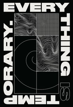 travis martin some nights black dark layout poster type fonts waves Graphic Design Posters, Graphic Design Typography, Graphic Design Inspiration, What Is Graphic Design, Poster Designs, Graphic Design Illustration, Graphisches Design, Layout Design, Cover Design