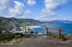 Rueda Ruta por los acantilados de Loiba y A Capelada, entre Mañón y Cedeira, pasando por Ortigueira y Cariño