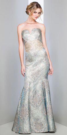 Era Metallic Dresses By Mignon
