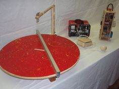 Initially starting with Creativeman's Mighty Goliath I decided to create a foam cutter that was adjustable for various angles, had a fence to facilitate...