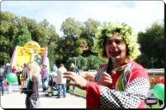 Klaun, prowadzenie imprez dla dzieci