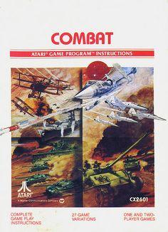 Atari - Combat