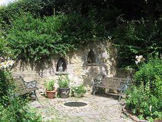 Chalice Well  Chalice Well, Glastonbury,