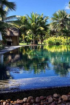 best all inclusive honeymoon near the pool in mauritius andrea via instagram