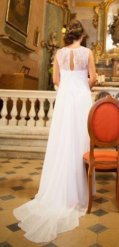 Robe de mariage herblay