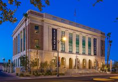 Housed in the former courthouse as the infamous Kefauver Hearings, the National Museum of Organized Crime & Law Enforcement  (or The Mob Museum) is a must-visit!